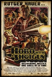 Poster Hobo with a Shotgun