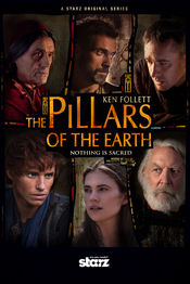 Poster The Pillars of the Earth
