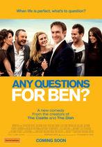 Vreo întrebare pentru Ben?