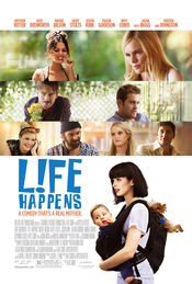 Poster L!fe Happens