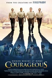 Poster Courageous
