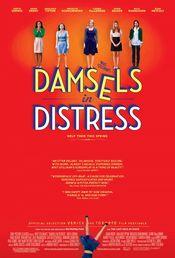 Poster Damsels in Distress