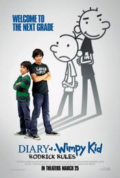 Poster Diary of a Wimpy Kid: Rodrick Rules