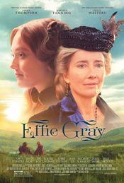 Poster Effie Gray