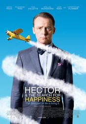 Poster Hector and the Search for Happiness