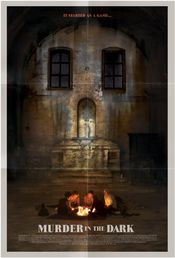 Poster Murder in the Dark