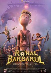 Poster Ronal Barbaren