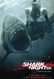 Poster Shark Night 3D