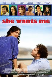 Poster She Wants Me