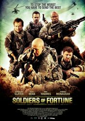 Poster Soldiers of Fortune