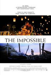 Poster The Impossible