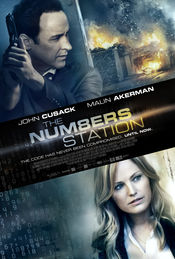 Poster The Numbers Station