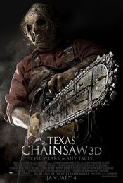 Poster Texas Chainsaw 3D