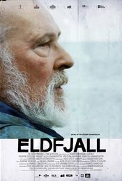 Poster Eldfjall