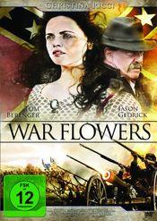 Poster War Flowers