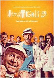 Poster Üvegtigris 3.