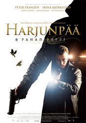 Poster Harjunpää ja pahan pappi
