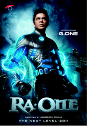 Poster RA. One