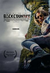 Poster The Back Country