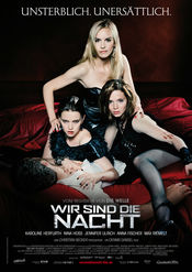 Poster Wir sind die Nacht