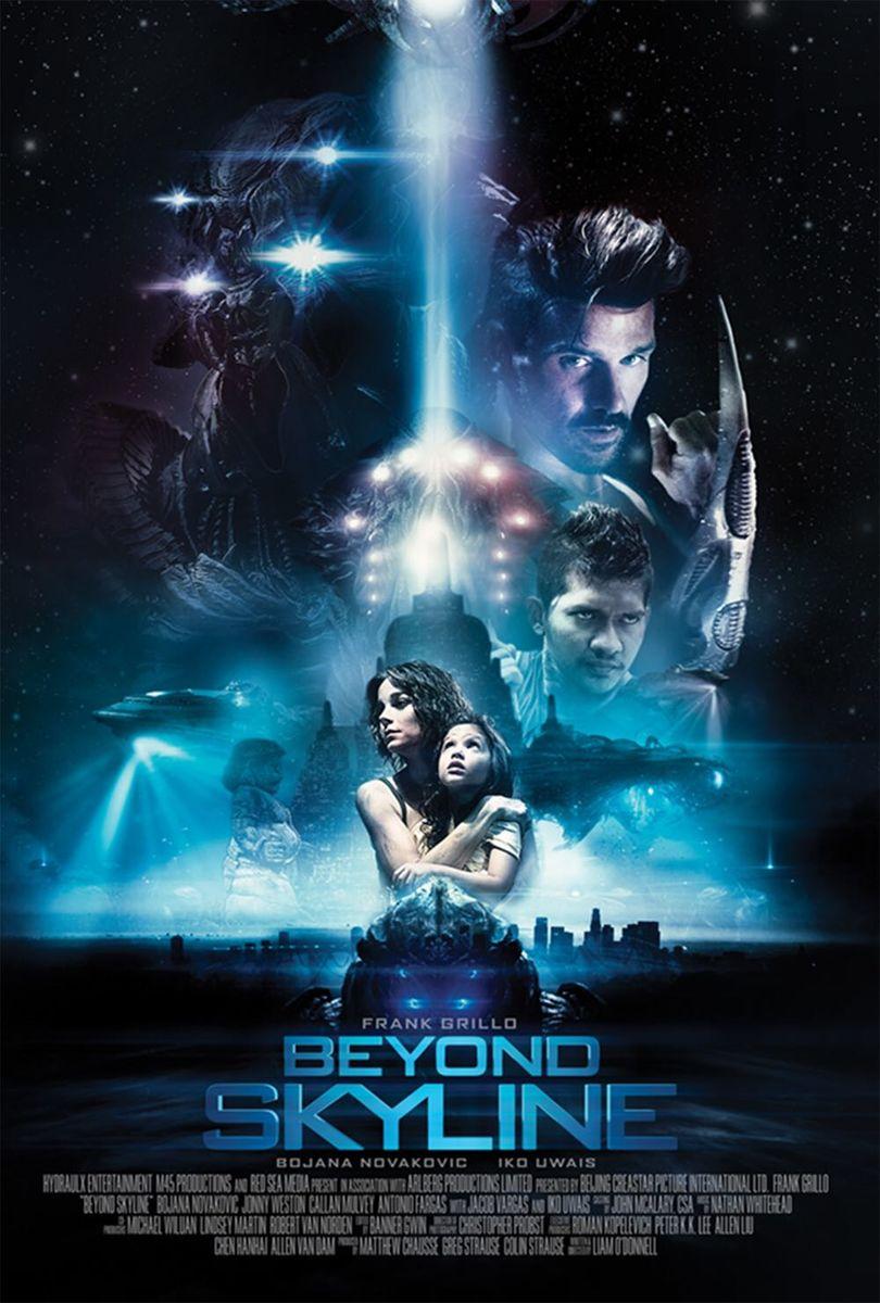 Dincolo de Orizont - Beyond Skyline (2017) Online Subtitrat HD