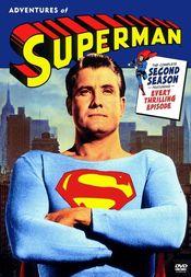 Poster Adventures of Superman