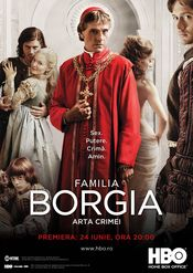 Poster The Borgias