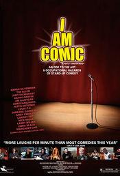 Poster I Am Comic