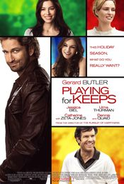 Poster Playing for Keeps