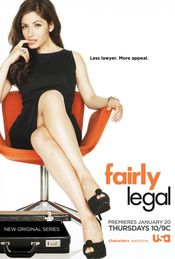 Poster Fairly Legal