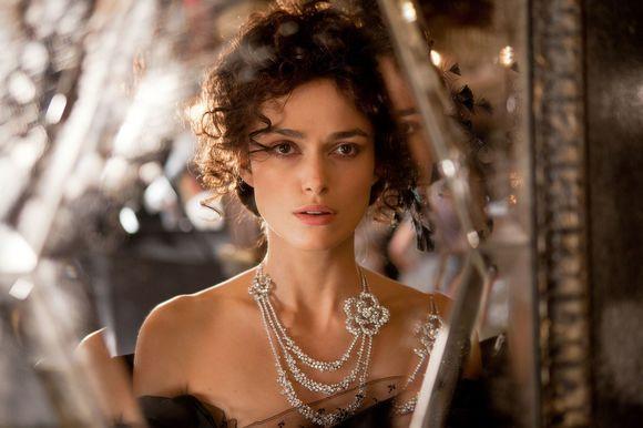 Keira Knightley în Anna Karenina