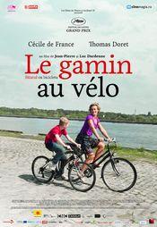 Poster Le gamin au vélo