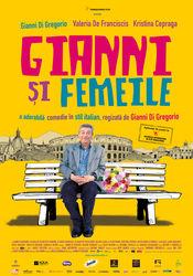Poster Gianni e le donne