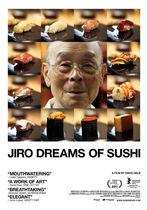 Jiro visează la sushi