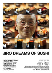 Poster Jiro Dreams of Sushi