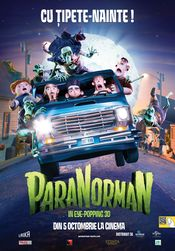 Poster ParaNorman