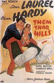 Poster Them Thar Hills