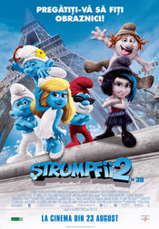 Poster The Smurfs 2