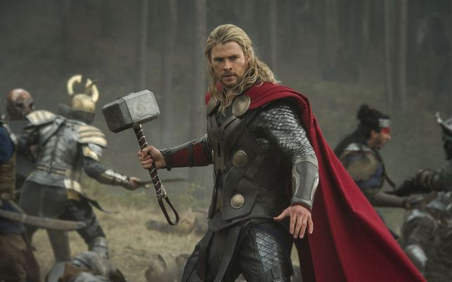 Film - Thor: Întunericul