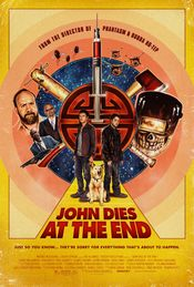 Poster John Dies at the End