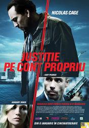 Poster Seeking Justice