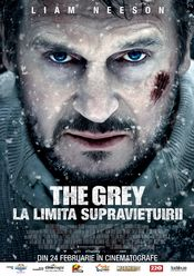Poster The Grey