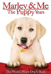 Poster Marley & Me: The Puppy Years