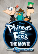 Phineas și Ferb: în a 2-a dimensiune