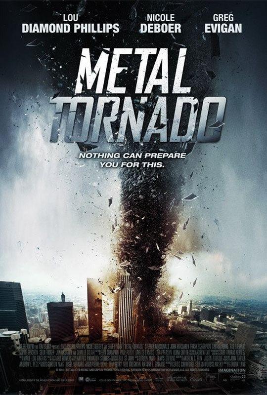 Metal Tornado - Tornada magnetică (2011) - Film - CineMagia.ro