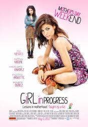 Poster Girl in Progress