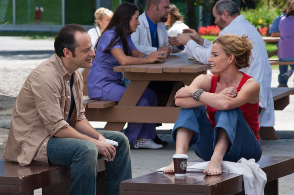 Elisabeth Shue, Gil Bellows în House at the End of the Street