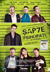 Poster Seven Psychopaths