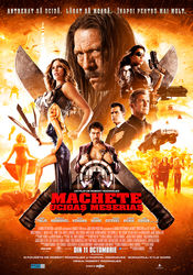 Poster Machete Kills