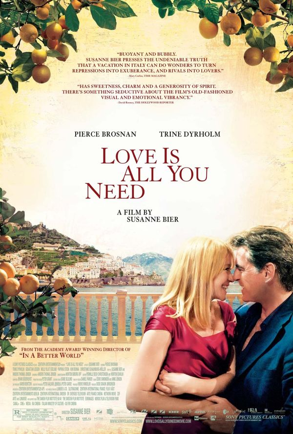 Film Love Is All You Need
